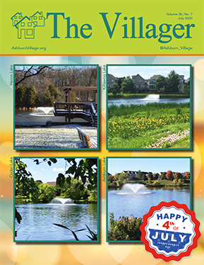 The Villager magazine - current issue